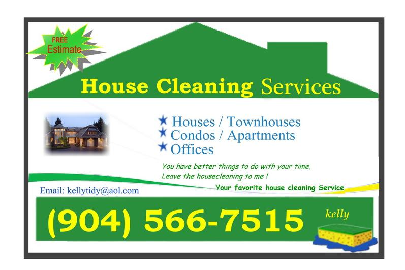 Kelly House Cleaning